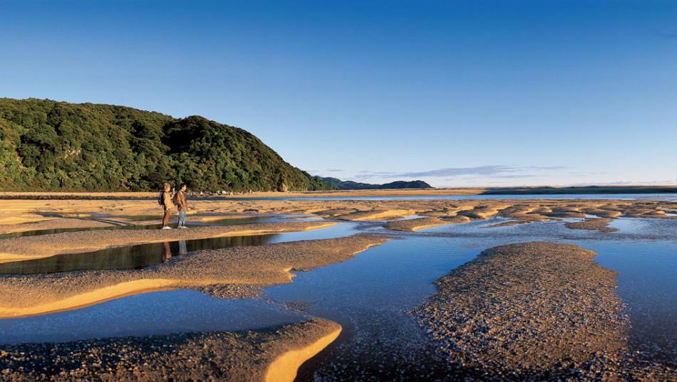 Awaroa Inlet - Abel Tasman