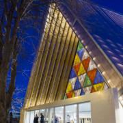 Christchurch - Cardboard Cathedral
