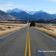 The Road to Arthurs Pass
