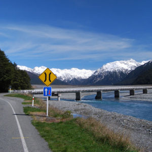 Waimakariri Bridge - Arthurs Pass