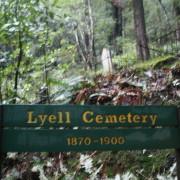 Lyell Cemetary