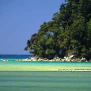 Kayaking, Torrent Bay, Abel Tasman National Park