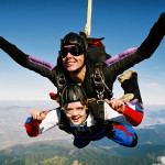 Skydive over Marlborough
